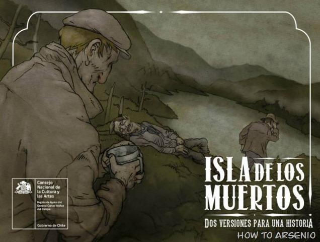 Isla de Los Muertos, Caleta Tortel - 2013