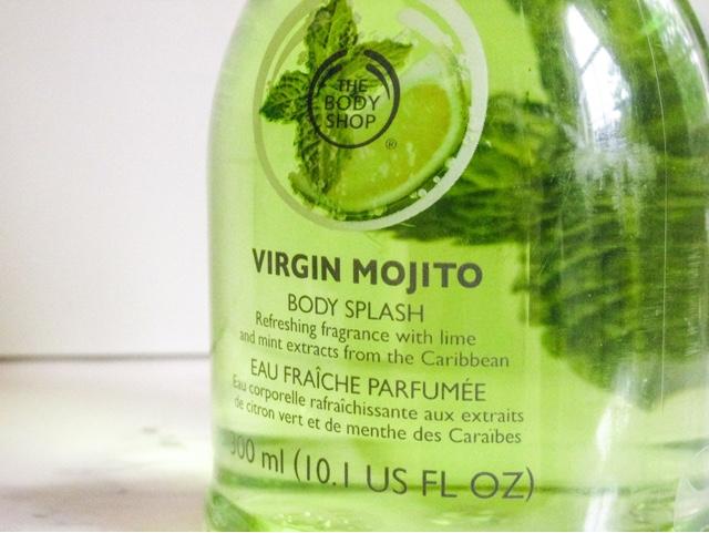 beauty-blog-the-body-shop-haul-virgin-mojito-range-body-sorbet-body-butter-body-splash-shower-gel-body-scrub-summer-limited-edition-new-skincare-body-bath