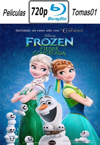 Frozen: Fiebre Congelada (2015) [BRRip 720p/Dual Latino-ingles]