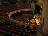 Inside the Ryman Auditorium in Nashville TN 09042011h