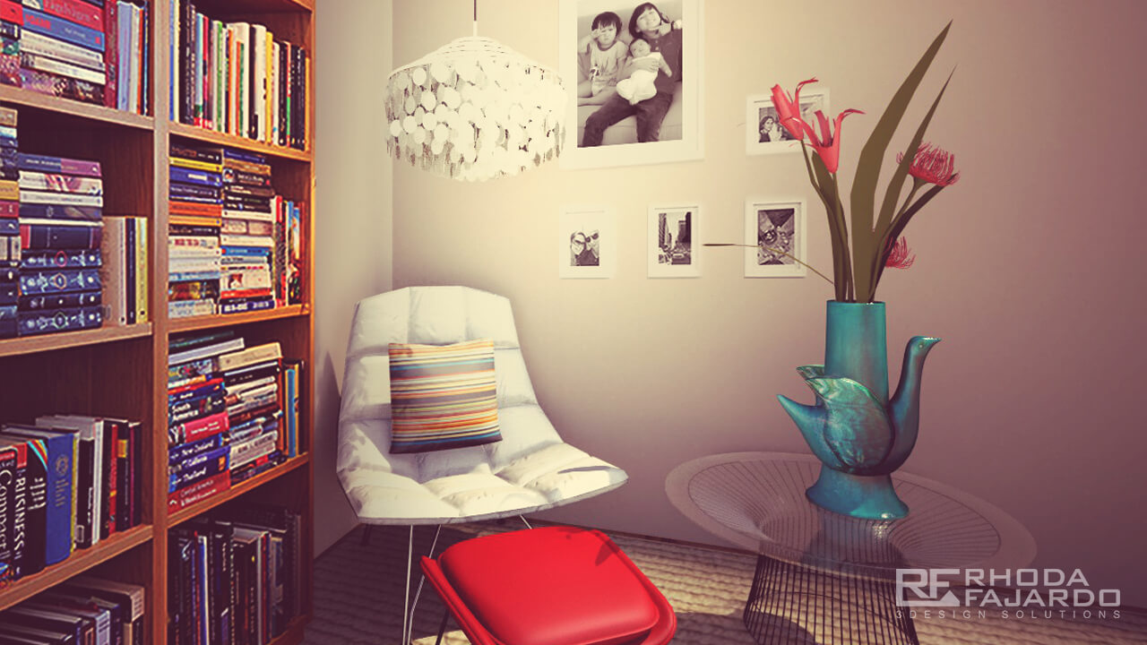 Why You Must Have a Reading Corner