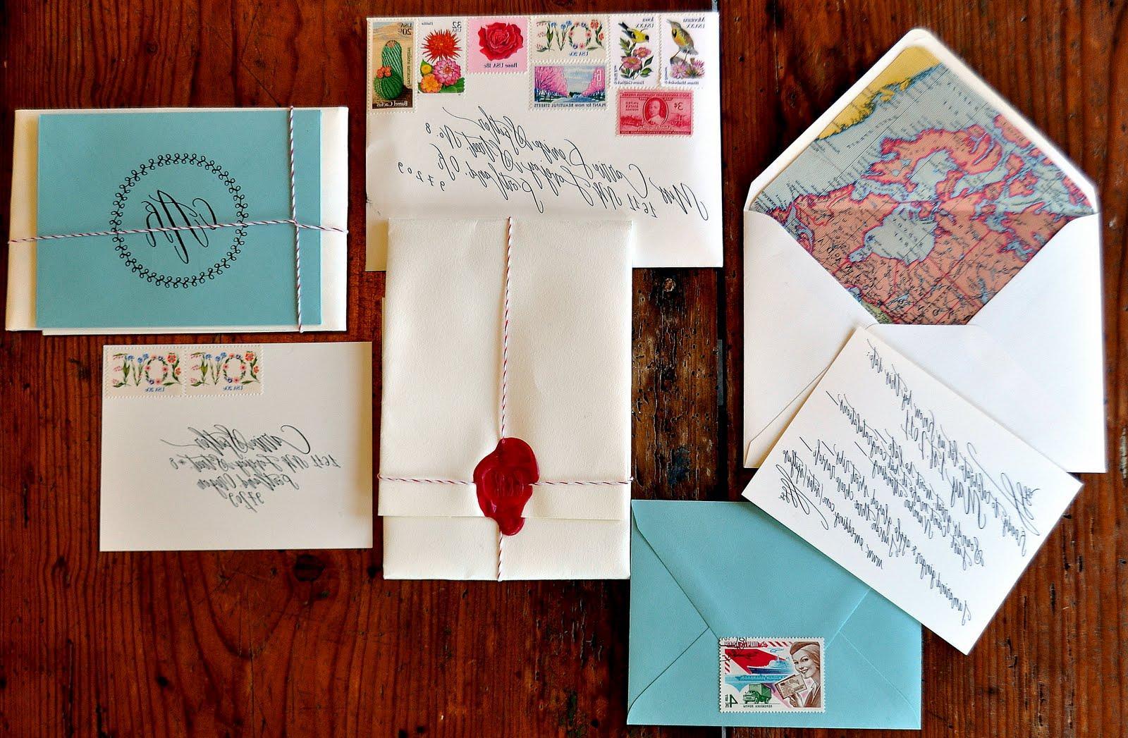invitations that she