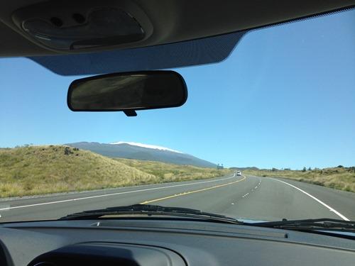ハワイ島でレンタカー