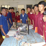 ITI at Boys Town Jahanuma field Trip (Mehdipatnam Branch)