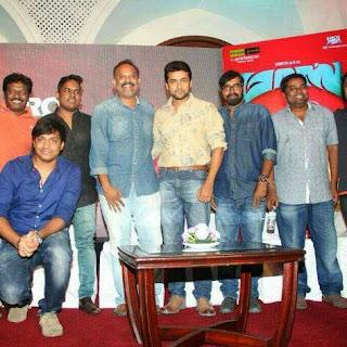Suriya's Masss Movie Titled Change Officially Confirmed By Director Venkat Prabhu