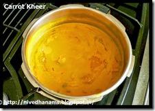 Carrot Kheer - P1050318