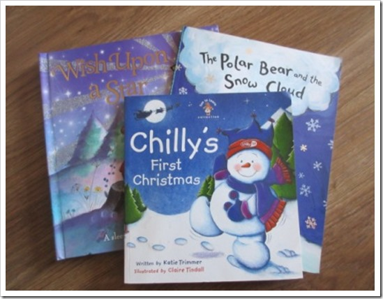 Christmas Books Advent Calendar. Gift