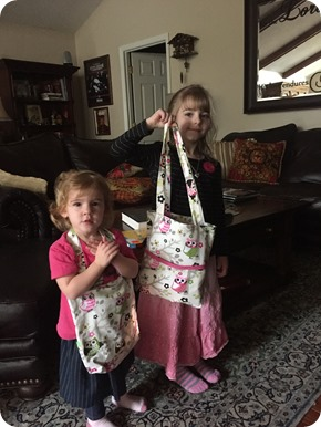 New Purses from the ladies of Calvary Baptist Church!