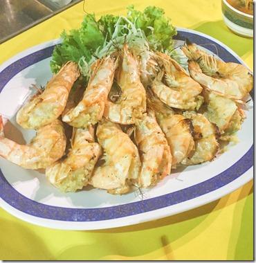 Huahin Chaolay seafood