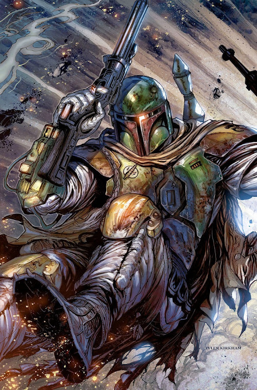 Boba Fett by arf on deviantArt