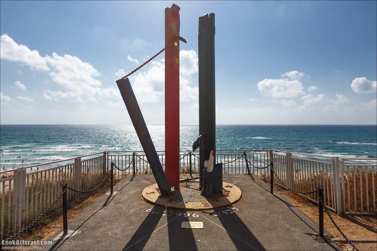 Серия рассказов о городах Израиля «Точки над i» - Бат Ям | Points over Israel - Bat Yam | LookAtIsrael.com - Фото путешествия по Израилю