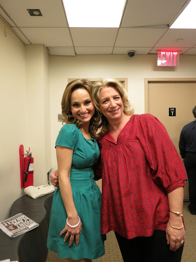 I was able to meet fellow TODAY guest, Giada