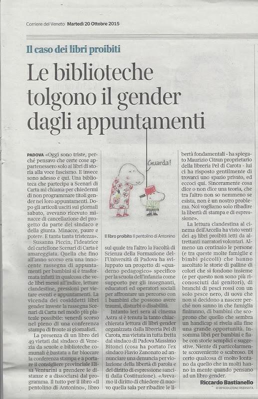 gender padova