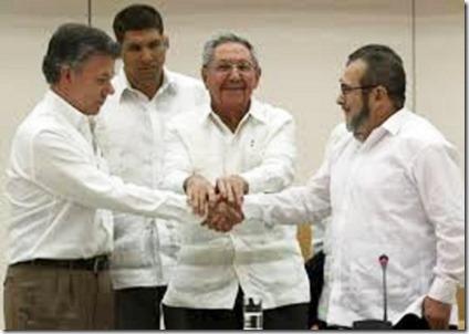 Manos por la Paz en La Habana