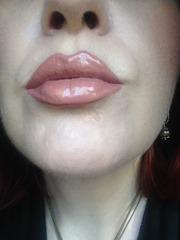 BUXOM Lip Polish in Bunny