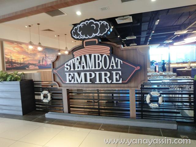 Empire Steamboat , Cyberjaya