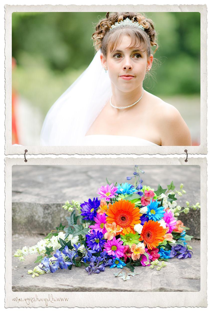 Rotary Gardens Wedding