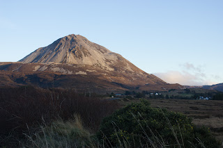 Mount Errigal, Donegal