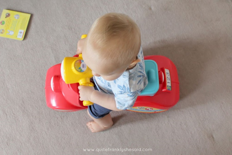 smart stages scooter fisherprice review