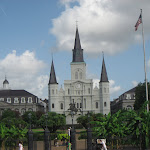 The St Louis Cathedral in New Orleans 07232012-02