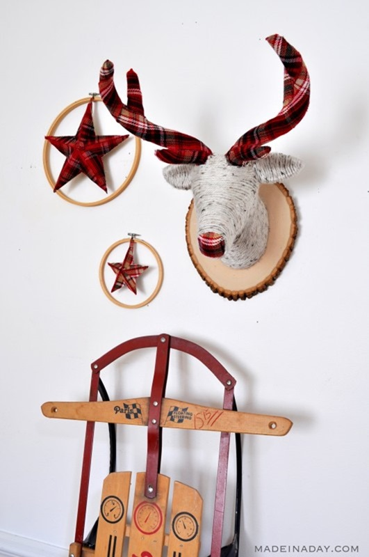 DIY-Plaid-Faux-Deer-Taxidermy-madeinaday.com_-531x800
