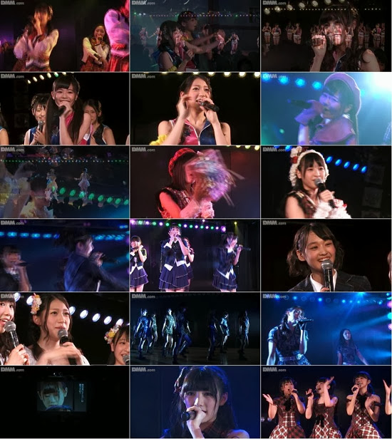 "AKB48 チーム4 ""手をつなぎながら"" 公演 131129"