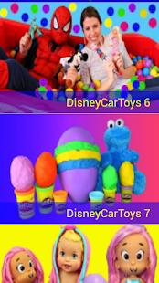 DisneyCarToys