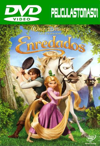 Enredados (Tangled) (2010) DVDRip
