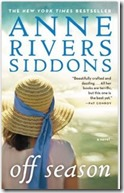 Book Off Season Anne Rivers Siddons