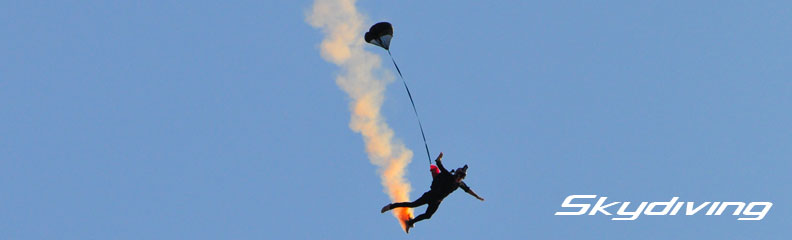 Skydiving | http://www.skyschooluk.com/courses/skydiving-courses-spain/