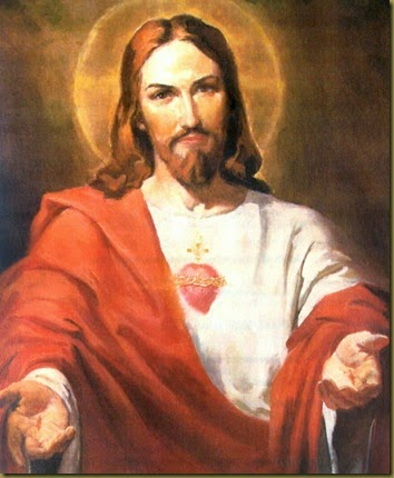 CORAZON DE JESUS SAGRADO