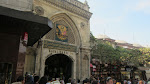 Just one of the entrances to the Grand Bazaar