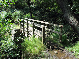 Bridge over Hollow Meadows Brook