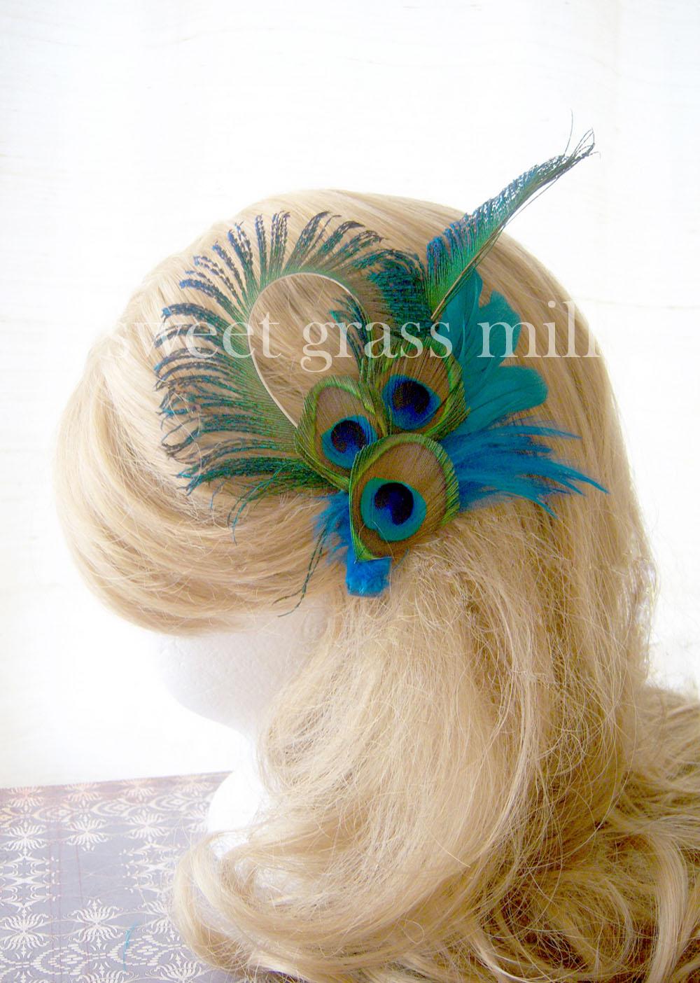 peacock weddings