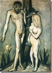 Max-Beckmann-Adam-and-Eve