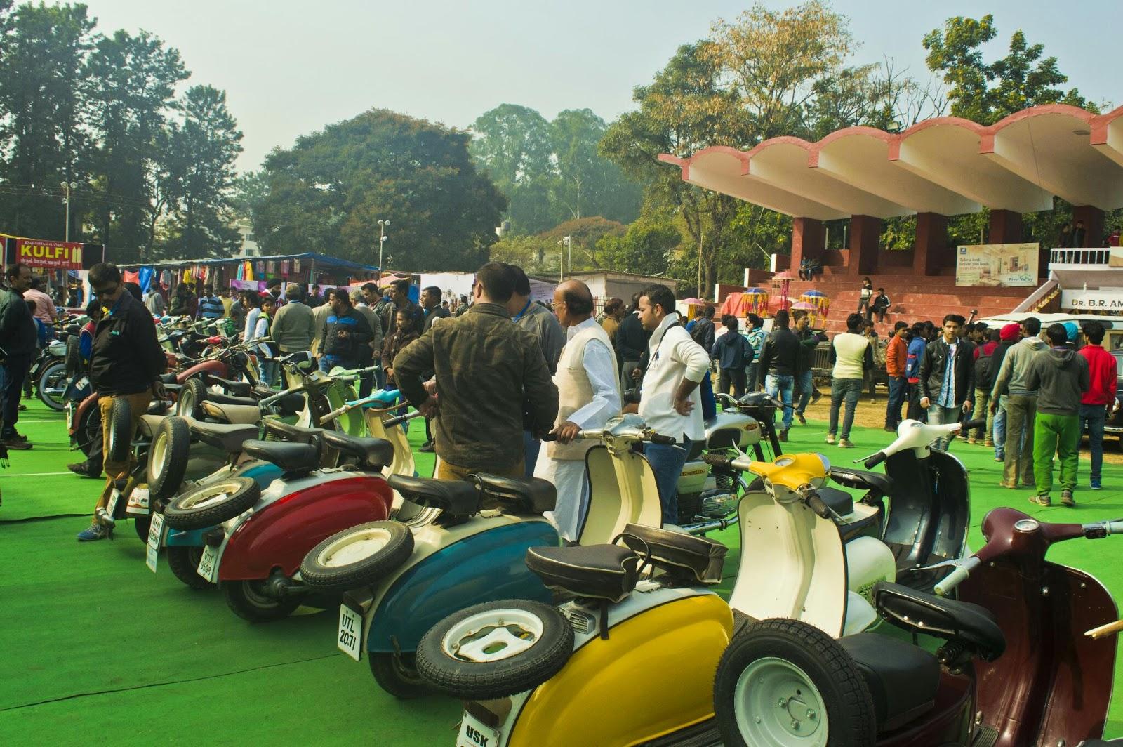 Dehradun Motorheads: Vintage Rally (Dehradun)