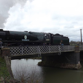 by Paul Hayward - Transportation Trains