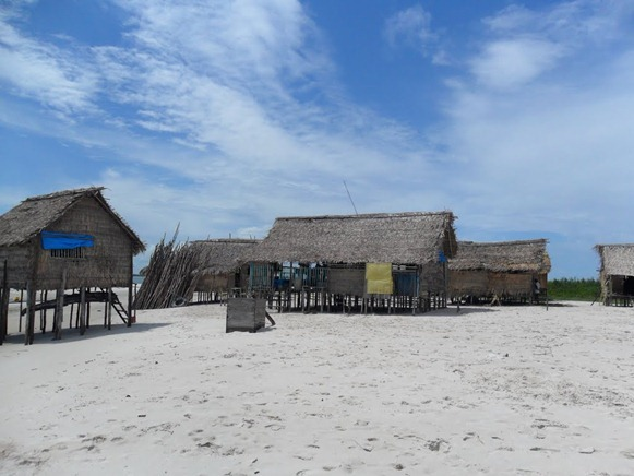 Praia da Croa Noa - Sao Joao de Pirabas