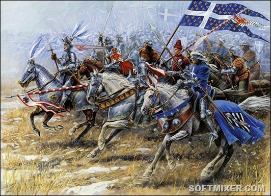 Французские_рыцари