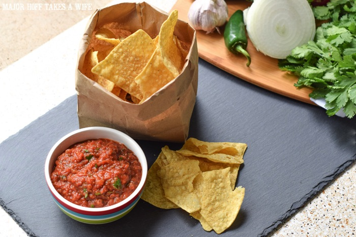 how to make salsa, canned tomatoes, easy salsa recipe, homemade salsa