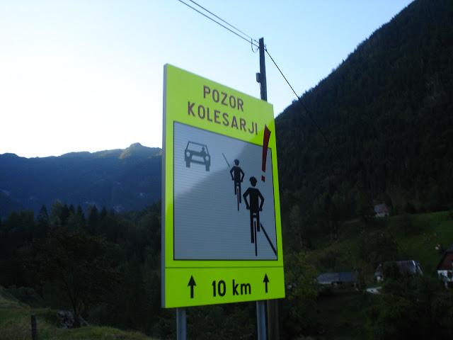 Dzień 14 - ostatni. 70km/6.30h Przejazd do Villach na pociąg o godzinie 15.14 ;)