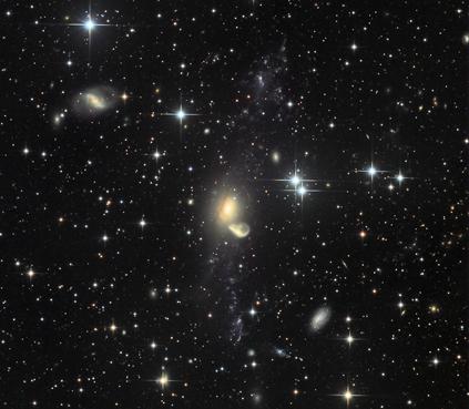 NGC 5291