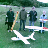 Erfolgreiche Modellflugjugend