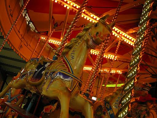 Next Post: The 1920s Gallopers