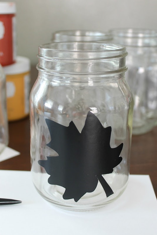 leaf fall craft
