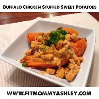 clean eating, wings, buffalo, chicken, sweet potatoes, healthy, dinner, chives, delicious, 21 day fix, hammer and chisel, ashley roberts,