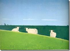 Alex-Katz-Three-Cows