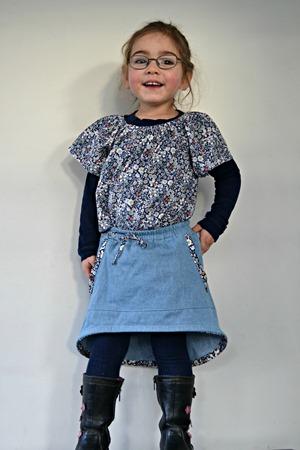 Orbit Skirt Isabelle