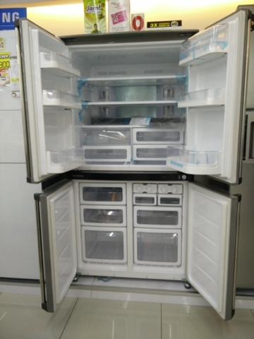 10 makanan yang tidak perlu diletakkan dalam peti sejuk