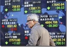 Crolla Borsa Shanghai